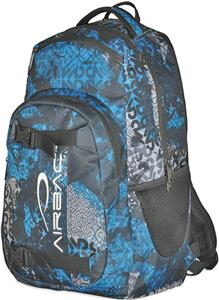 Airbac Skater Blue School Bag Backpacks
