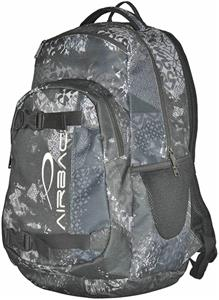 Airbac Skater Grey School Bag Backpacks