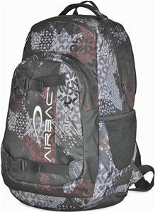 Airbac Skater Brown School Bag Backpacks