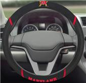 Fan Mats Univ. of Maryland Steering Wheel Cover