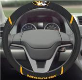 Fan Mats Univ. of Missouri Steering Wheel Cover