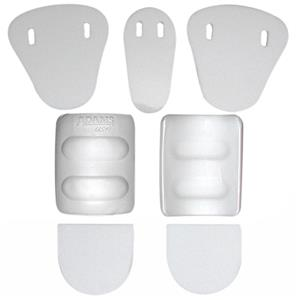 Adams PeeWee 7-Pc Slotted Football Pad Sets