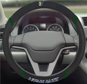 Fan Mats NBA Utah Jazz Steering Wheel Cover