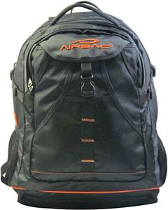 Airbac Airtech Orange Multi Function Backpacks