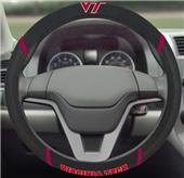 Fan Mats Virginia Tech Steering Wheel Cover