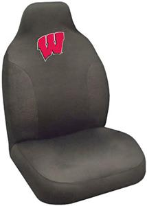 Fan Mats University of Wisconsin Seat Cover