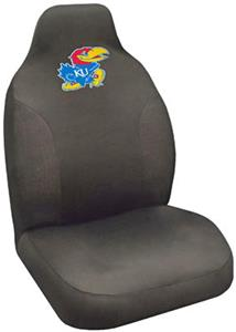 Fan Mats University of Kansas Seat Cover
