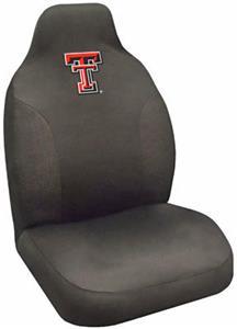 Fan Mats Texas Tech University Seat Cover
