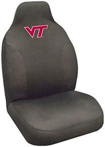 Fan Mats Virginia Tech Seat Cover