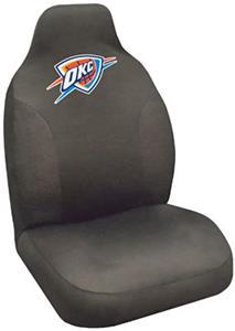 Fan Mats NBA Oklahoma City Thunder Seat Cover
