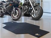 Fan Mats Montana State University Motorcycle Mat