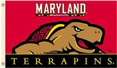 COLLEGIATE Maryland Terrapins 3' x 5' Flags