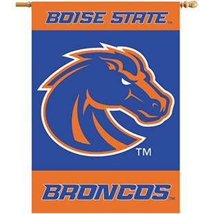 """COLLEGIATE Boise State 2-Sided 28"""" x 40"""" Banners"""