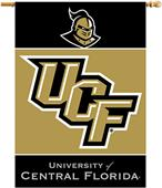 COLLEGIATE Central Florida Knights 2-Sided Banners