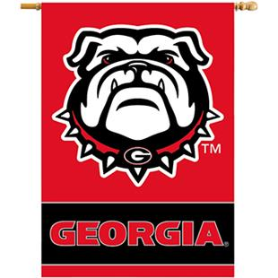 "COLLEGIATE Georgia 2-Sided 28"" x 40"" Banners"