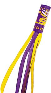 COLLEGIATE LSU Tigers Eye Windsock w/Streamers