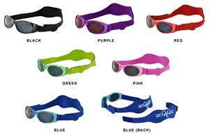 Plangea Sport Zolioz StrapAround Sunglasses w/Case