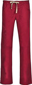 Maevn Blossom Women's Pin Tuck Cargo Scrub Pants