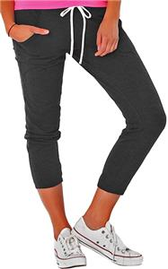 Soffe Boyfriend Capri Juniors & Girls