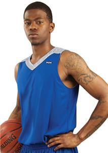 Shirts skins phenom custom basketball reversible jersey for Shirts and skins basketball