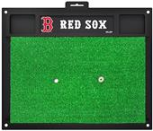 Fan Mats MLB Boston Red Sox Golf Hitting Mat