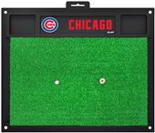 Fan Mats MLB Chicago Cubs Golf Hitting Mat
