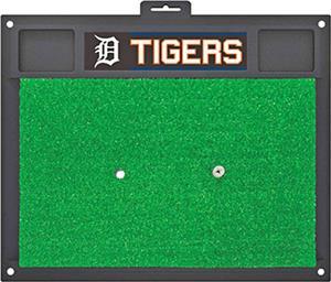 Fan Mats MLB Detroit Tigers Golf Hitting Mat