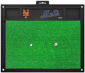 Fan Mats MLB New York Mets Golf Hitting Mat