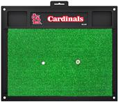 Fan Mats MLB St. Louis Cardinals Golf Hitting Mat