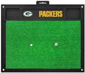 Fan Mats NFL Green Bay Packers Golf Hitting Mat