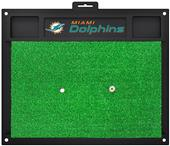 Fan Mats NFL Miami Dolphins Golf Hitting Mat