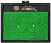 Fan Mats NHL Boston Bruins Golf Hitting Mat