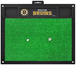 Fan Mats NHL Boston Bruins Golf Hitting Mat