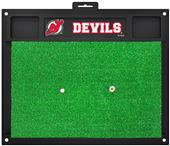 Fan Mats NHL New Jersey Devils Golf Hitting Mat