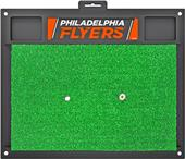 Fan Mats NHL Philadelphia Flyers Golf Hitting Mat