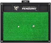 Fan Mats NHL Pittsburgh Penguins Golf Hitting Mat