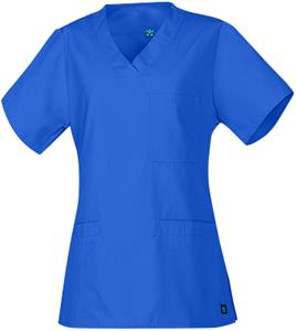 Maevn Core Women's 3-Pocket V-Neck Scrub Tops