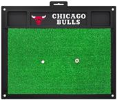 Fan Mats NBA Chicago Bulls Golf Hitting Mat