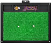 Fan Mats NBA Los Angeles Lakers Golf Hitting Mat