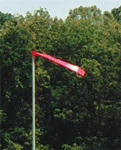Wind Streamers for Football Goal Post