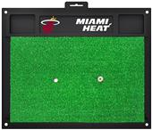 Fan Mats NBA Miami Heat Golf Hitting Mat