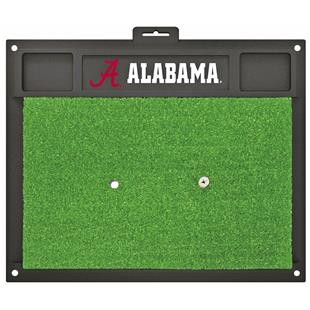 Fan Mats University of Alabama Golf Hitting Mat