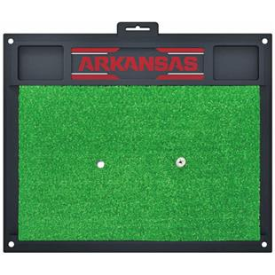 Fan Mats University of Arkansas Golf Hitting Mat