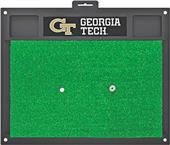 Fan Mats Georgia Tech Golf Hitting Mat