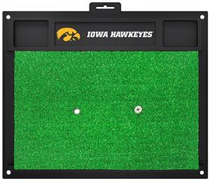 Fan Mats University of Iowa Golf Hitting Mat