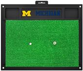 Fan Mats University of Michigan Golf Hitting Mat