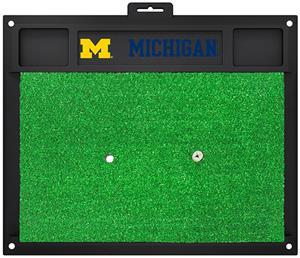 Fan Mats University of Michigan Golf Hitting Mat