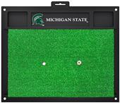 Fan Mats Michigan State Univ Golf Hitting Mat