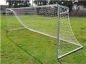 Fold-A-Goal European Style Soccer Goals