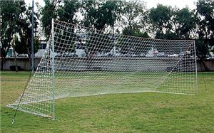 Fold-A-Goal Training Net Portable Soccer Goal